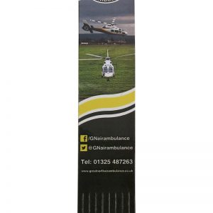 gnaas logo bookmark merchandise