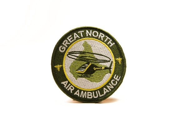 gnaas stitched logo embroidery merchandise