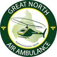 great north air ambulance gnaas logo