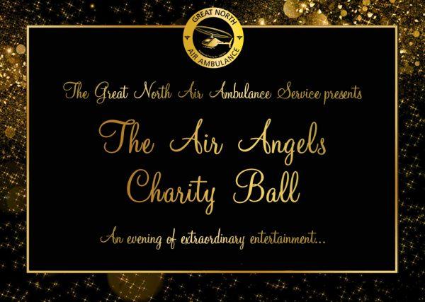 gnaas air angels ball invitation