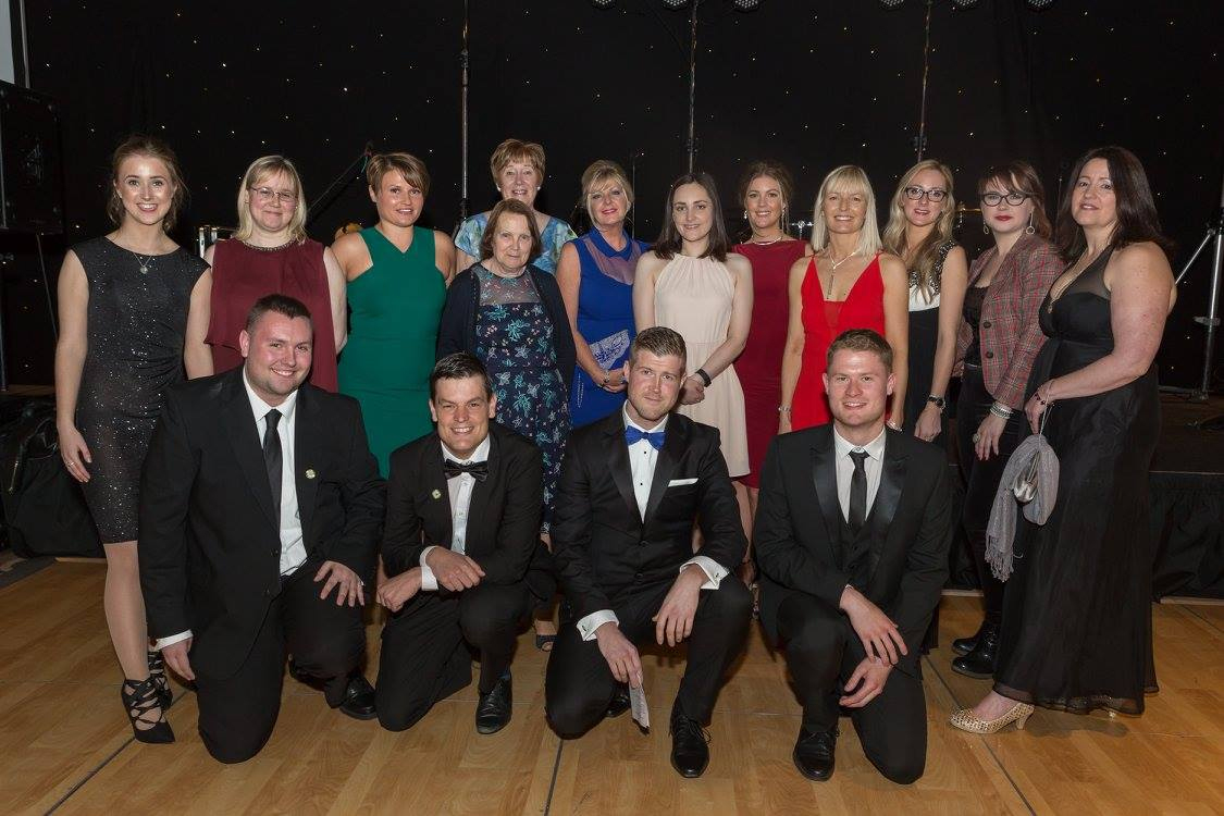 air angels ball attendees staff and supporters