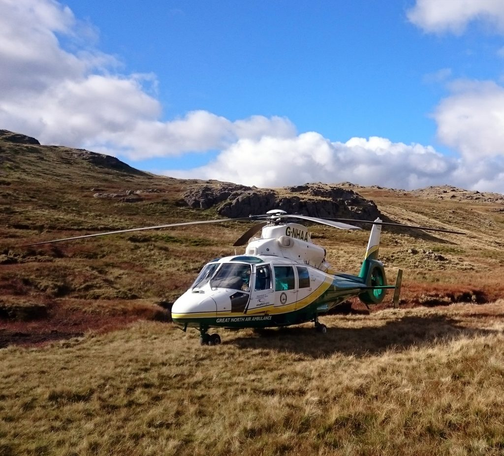 gnaas helicopter gnhaa aircraft near hills
