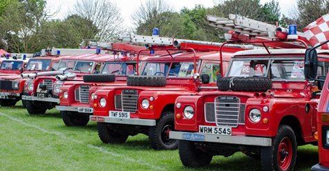 preston park fire engine rally