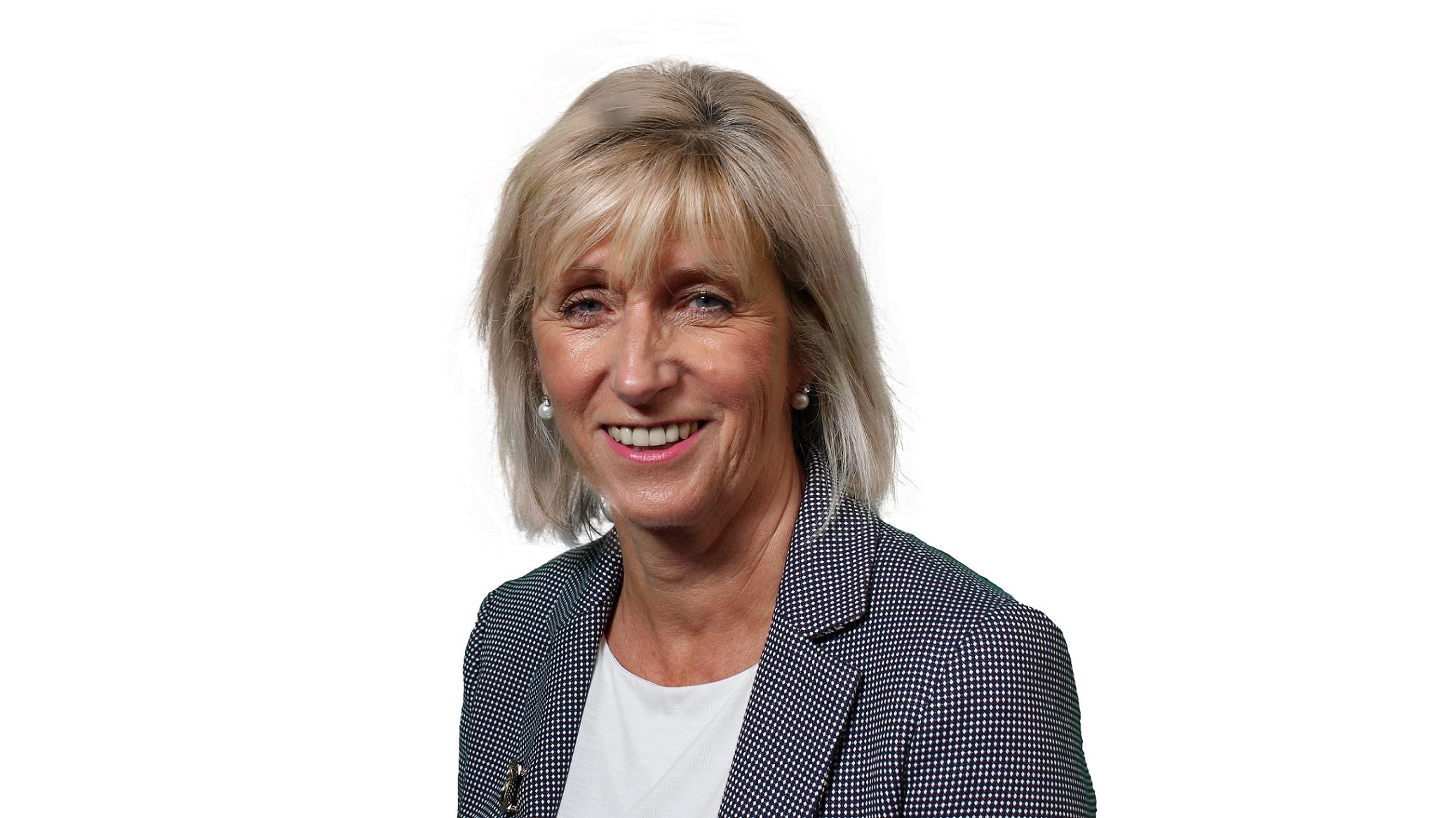 Joan Trench - Trustee