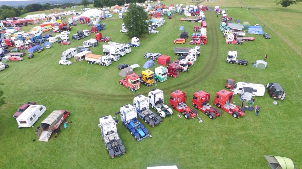 barnard castle truck show