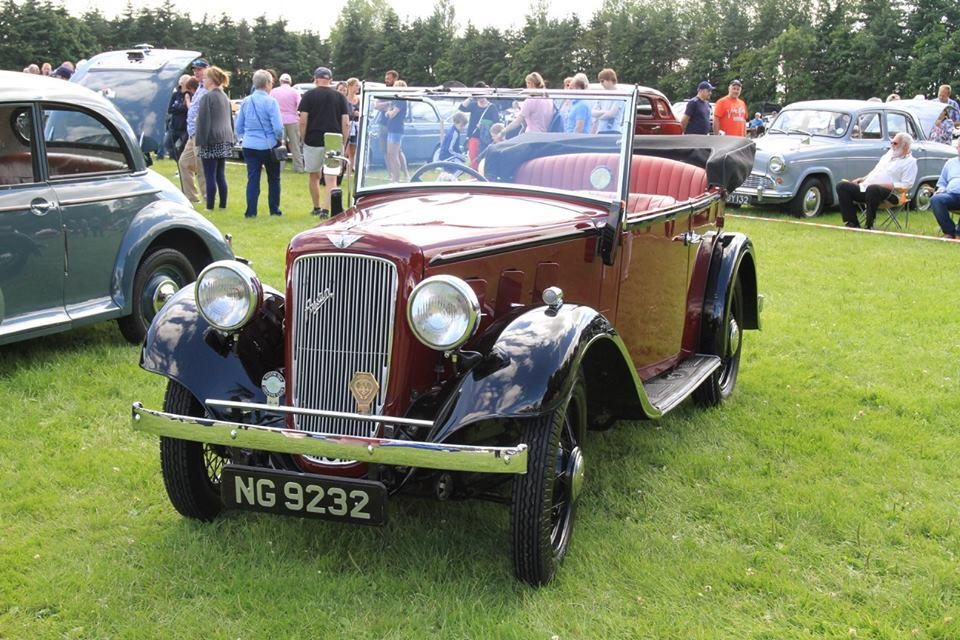 Durham Auto Club Car Show pic