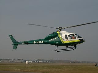 G-NAA helicopter