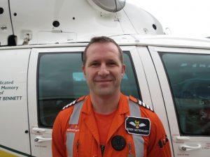 GNAAS pilot Owen McTeggart