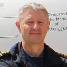 Pilot Keith Chick